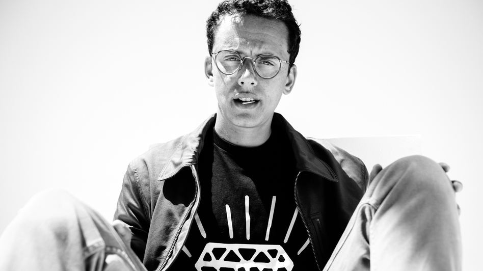 Logic's new album, <em>Everybody</em>, is out now. (Ryan Jay/Courtesy of the artist)