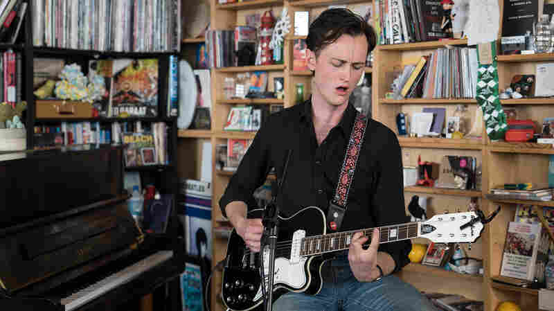 Tim Darcy: Tiny Desk Concert
