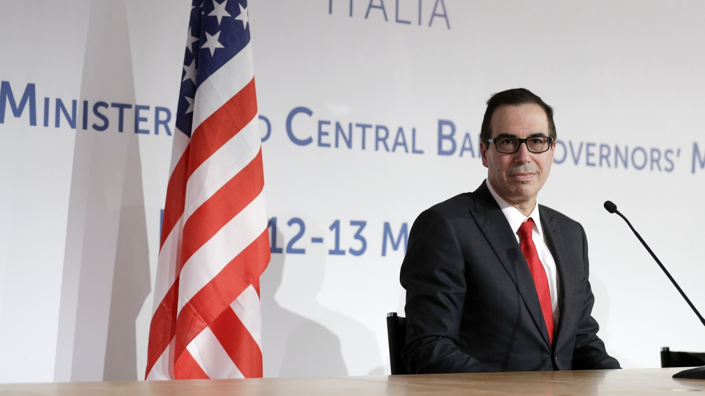Mnuchin Says US Reserves Right To Be Protectionist