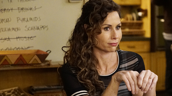 Minnie Driver plays Maya, the mom on the ABC family comedy Speechless.