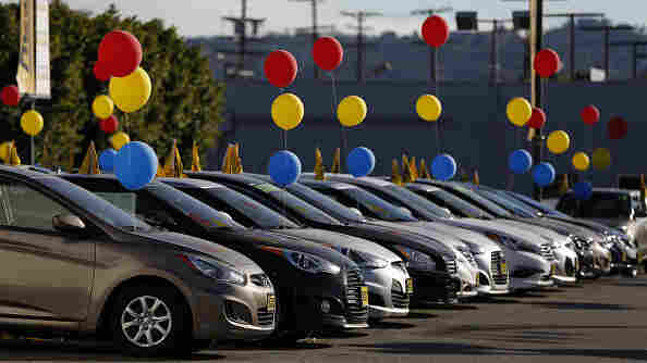 Automakers Feeling Squeeze From Investors Despite Strong Sales