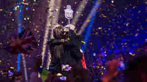 After A Fraught Year, Eurovision Crowns Portugal's Salvador Sobral