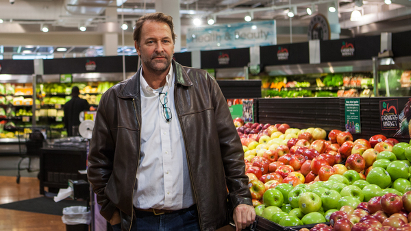 Author Michael Ruhlman says U.S. grocery stores represent extraordinary luxury that most Americans don