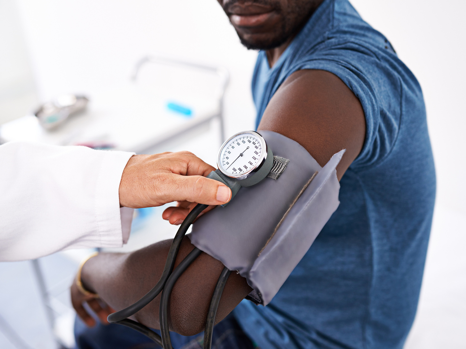 Living in a Segregated Community Influences Blood Pressure