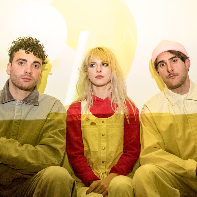 When Times Are Hard, Paramore Calls On '80s Pep : NPR