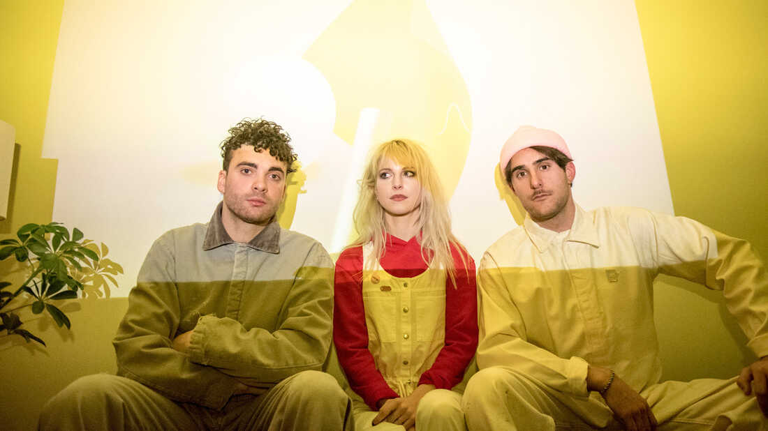 Paramore's 'After Laughter' Is Something New, Built From Pieces Of The Past