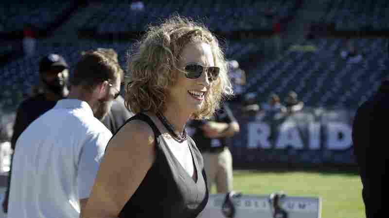 Female Broadcaster Set To Make NFL History