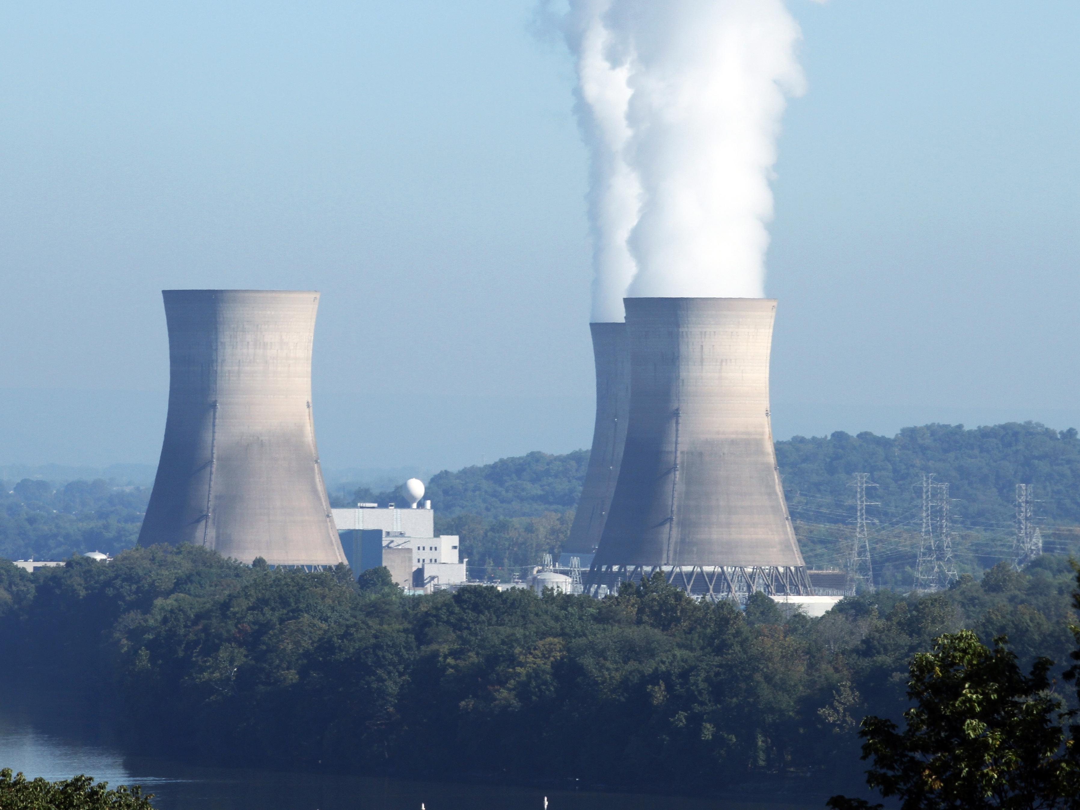 Rhode Island Natural Gas Power Plant