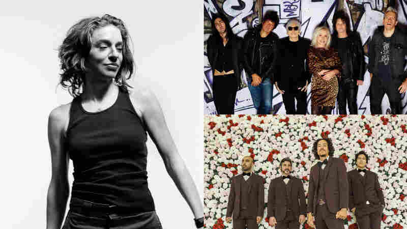 Watch Live: Ani DiFranco, Blondie, Chicano Batman, More