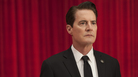 Kyle MacLachlan reprises his role as FBI Agent Dale Cooper in Showtime's <em>Twin Peaks</em>.