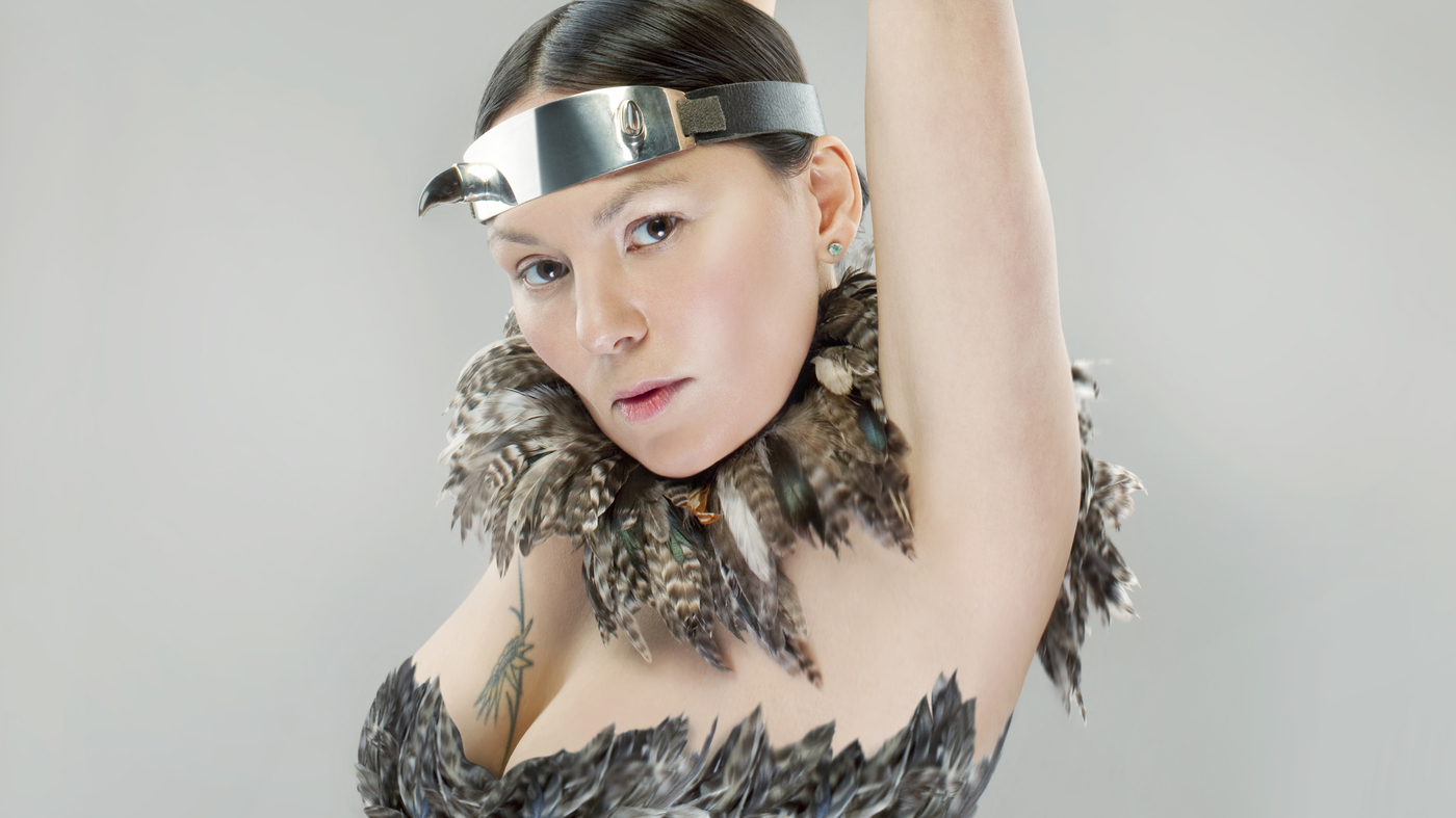 Tanya Tagaq On World Cafe