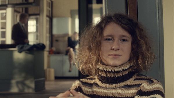 Martha Sofie Wallstrøm Hansen in The Commune.