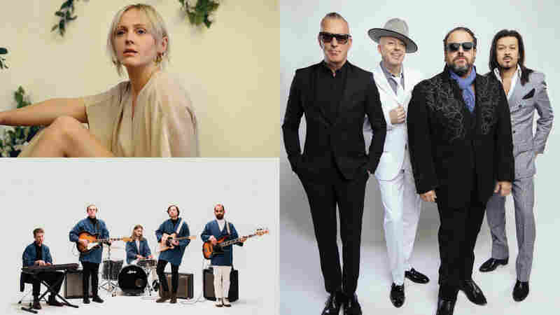Watch Live: Laura Marling, The Mavericks, Real Estate, More