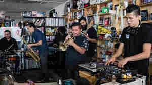 Troker: Tiny Desk Concert