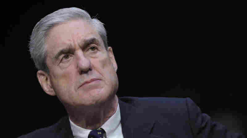 Former FBI Director Mueller Appointed As Special Counsel To Oversee Russia Probe