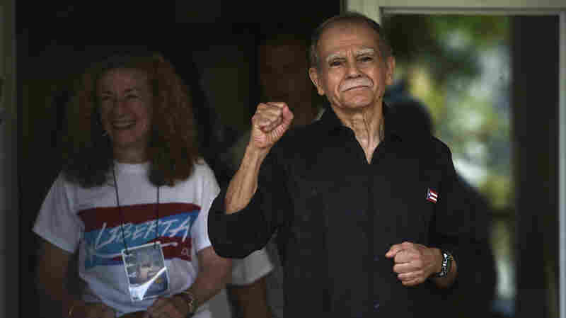 Puerto Rican Nationalist Oscar López Rivera Is Released