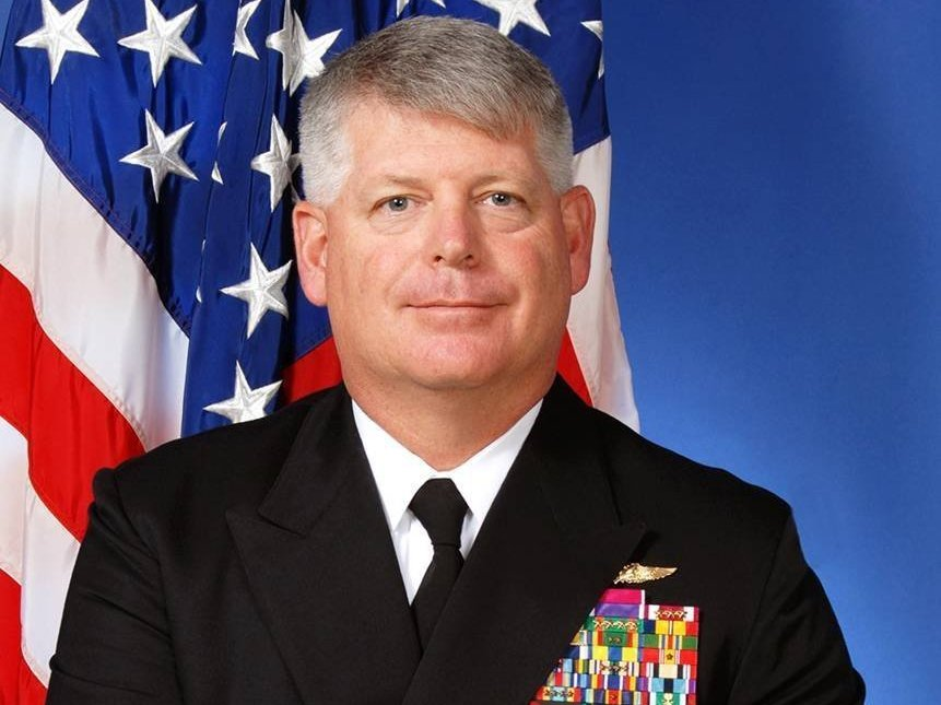 U.S. Navy Admiral Sentenced To Prison In Bribery Scandal