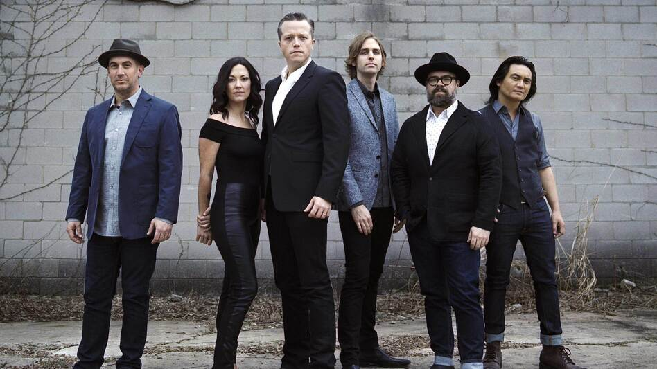 Jason Isbell And The 400 Unit's <em>The Nashville Sound</em> comes out June 16.