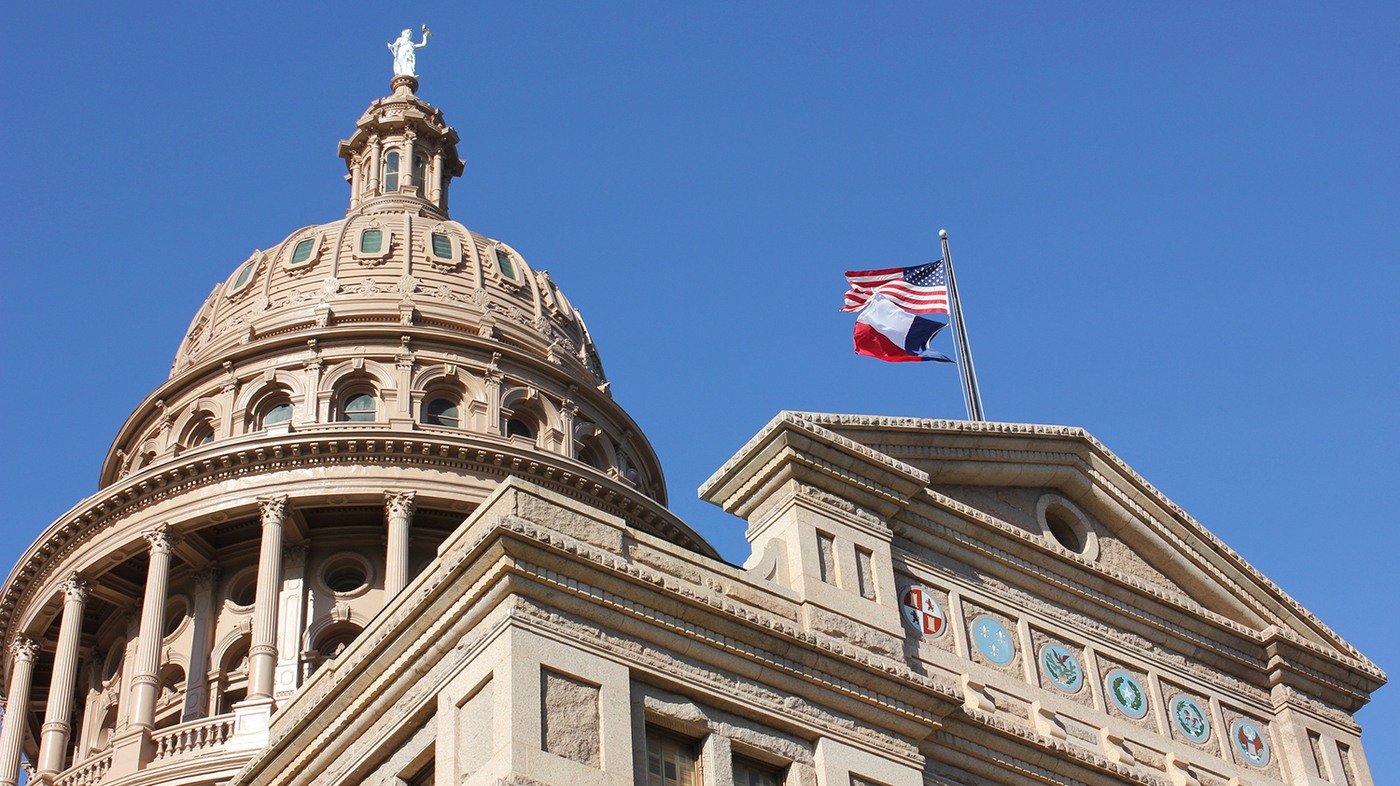 Texas Wants Federal Medicaid Money Back While Barring Planned Parenthood :  Shots  Health News : Npr