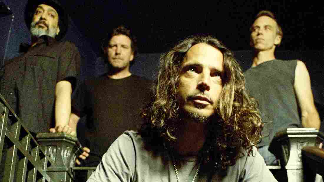 Rep: Rocker Chris Cornell has died at age 52