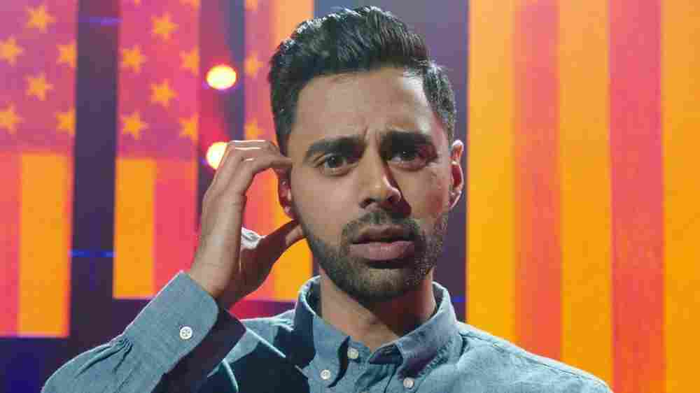 Comic Hasan Minhaj On Roasting Trump And Growing Up A 'Third Culture Kid'