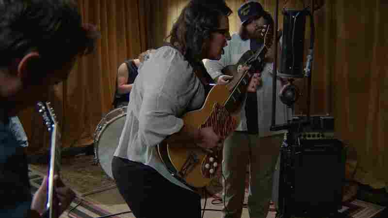 Watch Alabama Shakes Travel Back In Time With Cover Of 'Killer Diller'