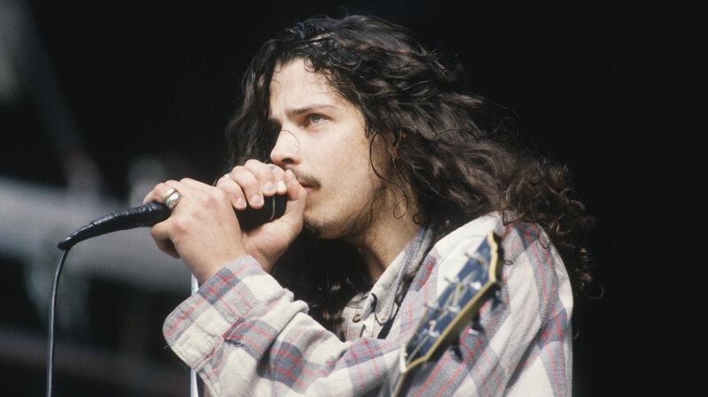 Chris Cornell's Life As Grunge...