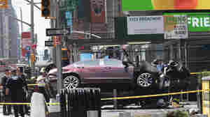 1 Person Killed, 22 Injured After Car Plows Into Crowd In Times Square