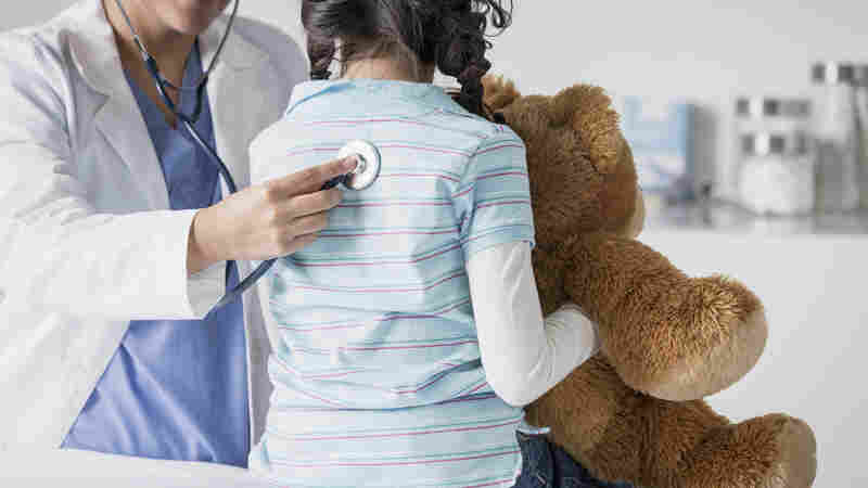 As GOP Tarries On Health Bill, Funding For Children's Health Languishes