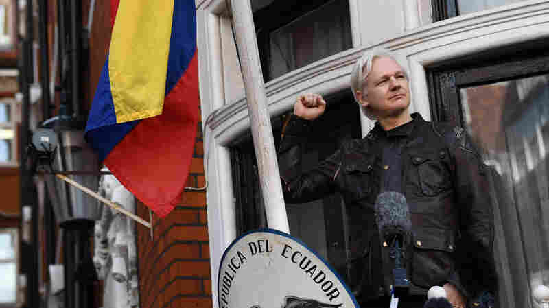 Sweden Drops Rape Investigation Of Julian Assange — But He's Not In The Clear