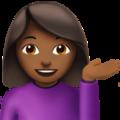 information desk emoji