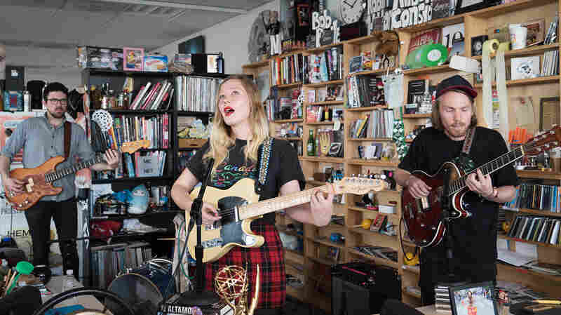 Julia Jacklin: Tiny Desk Concert