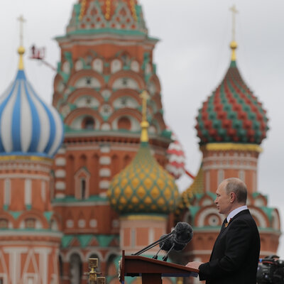Russia's Election Meddling Part Of A Long History Of 'Active Measures'