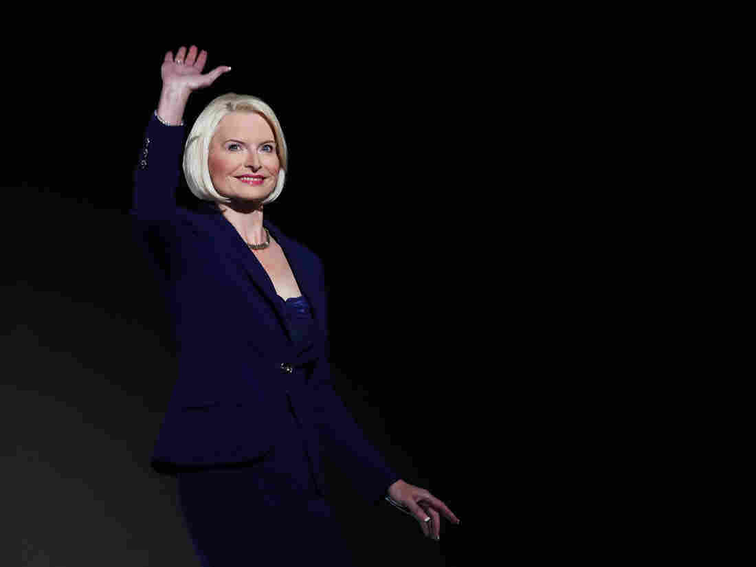 Callista Gingrich Nominated As Ambassador To The Vatican – NPR