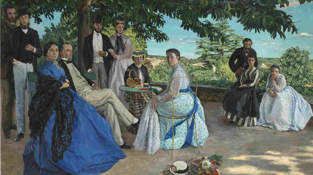 Meet Frédéric Bazille, The Impressionist Painter Who Could Have Been