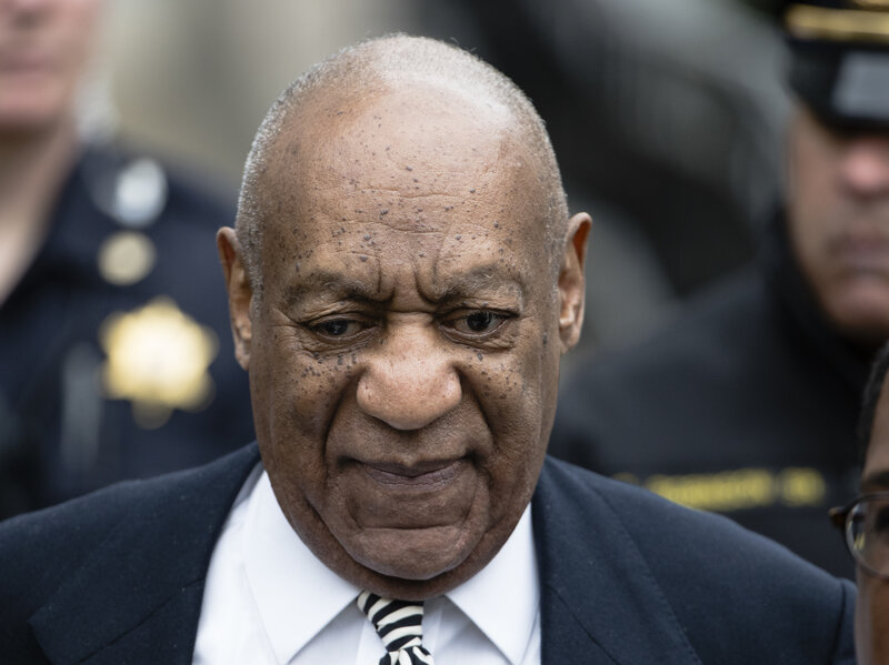Jury Selection In Bill Cosby's Sexual Assault Trial Begins