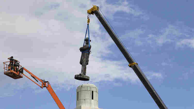 State Lawmaker: Sorry For Saying Confederate Statue Removers 'Should Be Lynched'