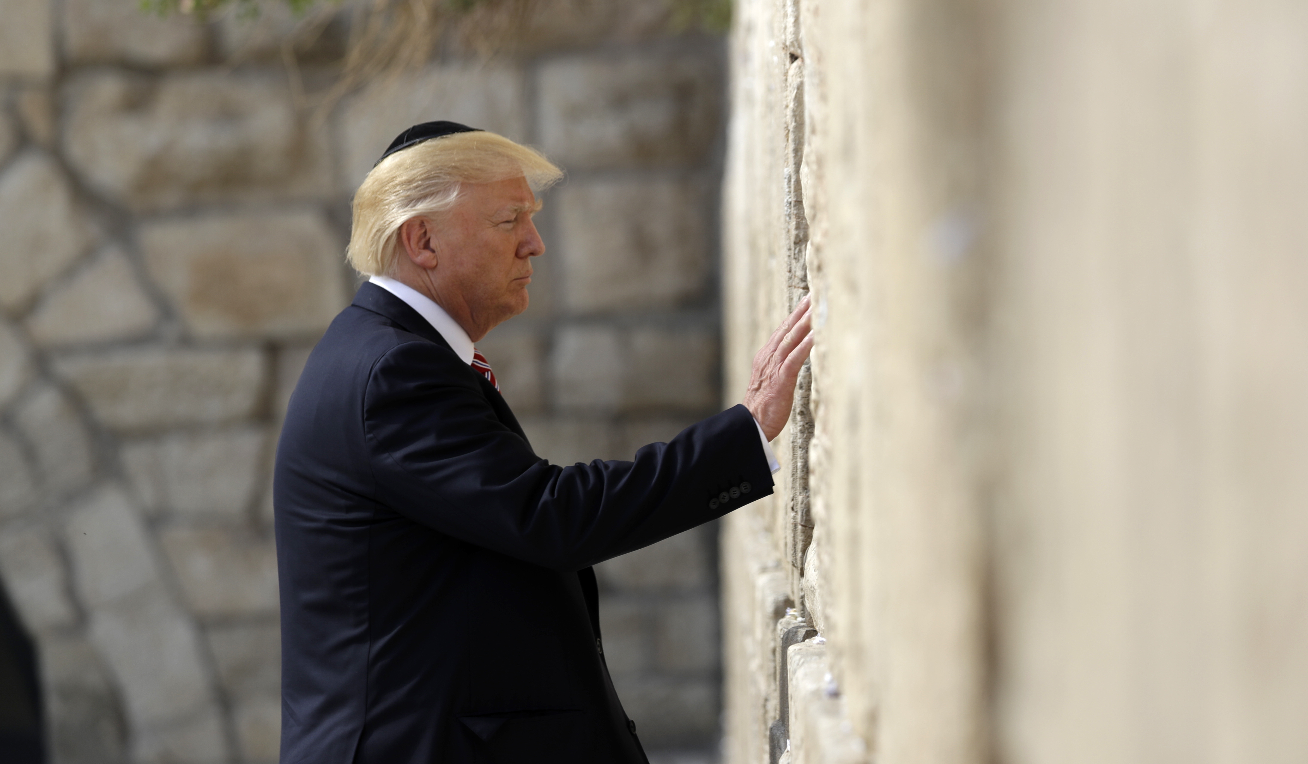 Trump heads to Israel in possible first arrival from Saudi