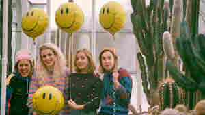 First Listen: Chastity Belt, 'I Used To Spend So Much Time Alone'