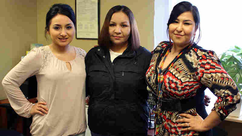 Two Sisters Try To Tackle Drug Use At A Montana Indian Reservation