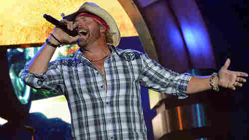 How Did Toby Keith Get To Do A Concert In Saudi Arabia?