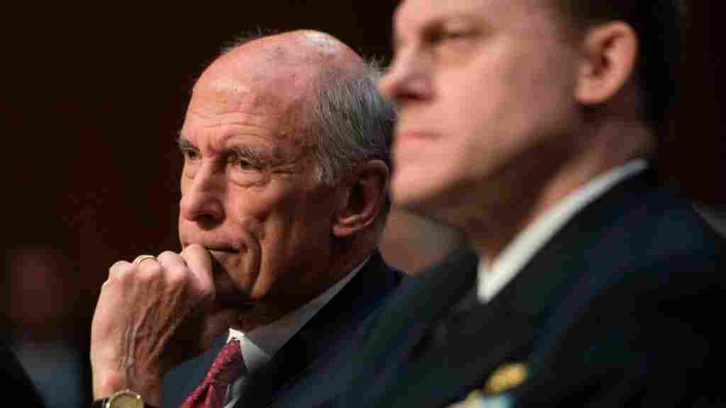 Trump asked DNI, NSA to deny evidence of Russian Federation collusion