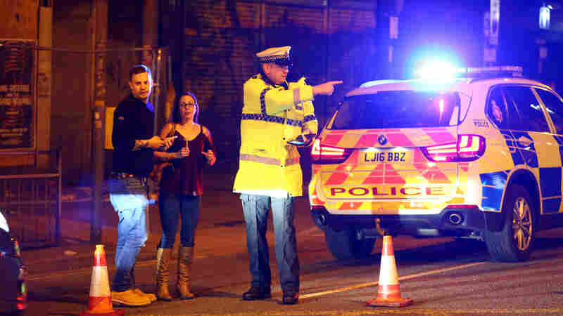 British Police Confirm Deaths After Explosion At Manchester Arena Concert