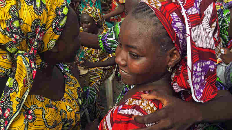 That Amazing Moment When 82 Chibok Girls And Families Reunited