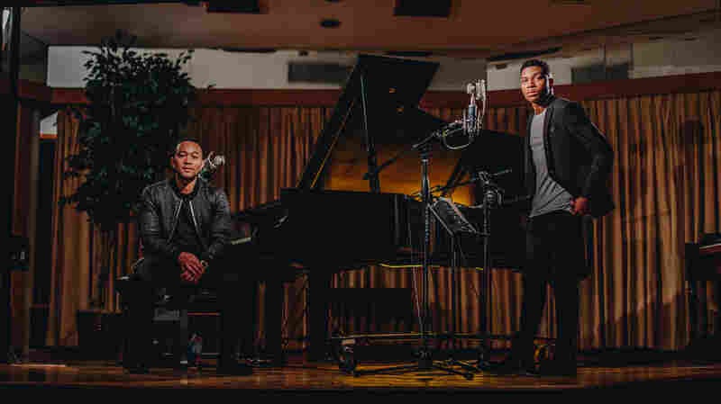 Watch John Legend And Gallant Duet On 'Overload'