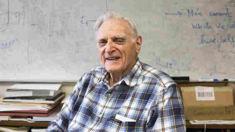 At 94, Lithium-Ion Pioneer Eyes A New Longer-Lasting Battery