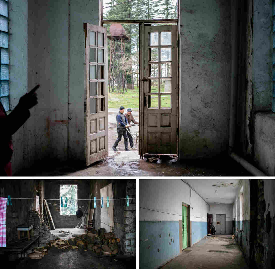 Uprooted By Conflict, Displaced People In The Republic Of Georgia ...