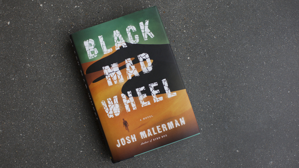 Black Mad Wheel by Josh Malarian
