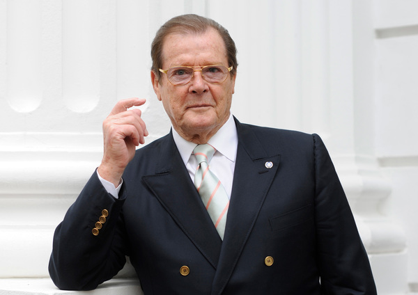 """British actor Sir Roger Moore has died at 89, after """"a short but brave battle with cancer,"""" according his family and his agent."""