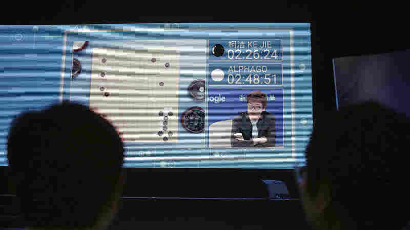 'Like A God,' Google A.I. Beats Human Champ Of Notoriously Complex Go Game